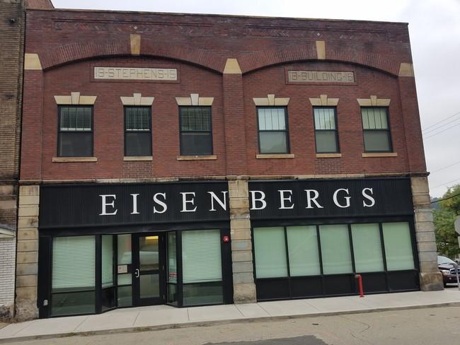 Eisenberg Building Mon Valley Initiative